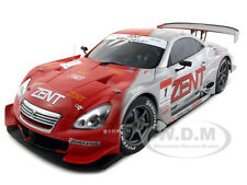 "LEXUS SC430 SUPER GT 2006 ""ZENT"" #1 1:18 DIECAST MODEL CAR BY AUTOART 80633"