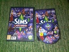Les Sims 3 Tard Dans La Nuit Pack Extension PC Windows ou MAC