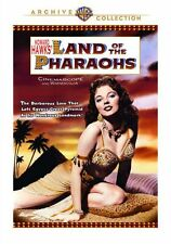 LAND OF THE PHARAOHS (1955 Joan Collins) -  Region Free DVD - Sealed