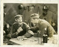 ALL QUIET ON THE WESTERN FRONT Slim Summerville Lew Ayers 1930 movie still