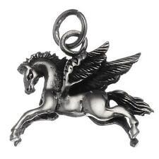 DB) PS 1931 Silber-Anhänger Pegasus Pferd