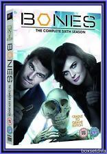 BONES- COMPLETE SERIES 6 - SEASON 6 *BRAND NEW DVD BOXSET*
