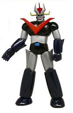 Great Mazinger Z Mazinga Robot Figure Stationary Collection Card Holder Figure