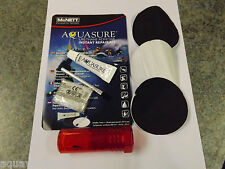 AQUASURE INSTANT REPAIR KIT Contains 7gm Aquasure Tube & 3 repair patches