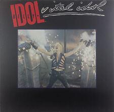 """12"""" LP - Billy Idol - Vital Idol - k2837 - washed & cleaned"""