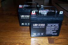 TWO UB12350 U1 12V 35Ah CrossReference MK MU-1 33Ah UPS Rechargeable Batteries