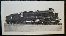 Southern Railway   Lord Nelson Class  Locomotive   Vintage Card  VGC