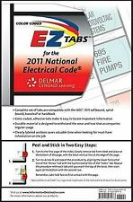 Color Coded EZ Tabs for the 2011 National Electrical Code, New, Free Shipping