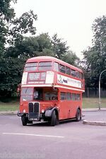 London Transport RT2327 Mill Hill East 12th July 1978 Bus Photo E