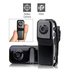 Mini DV DVR Hidden Digital Video Recorder Camera Spy Webcam Camcorder MD80 Black