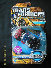TRANSFORMERS REVEAL THE SHIELD OPTIMUS PRIME ACTION FIGURE! UNOPENED!