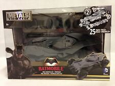 BATMAN V SUPERMAN - BATMOBILE, MODEL KIT, 1:24 DIECAST CAR, METALS, JADA TOYS