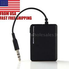 3.5mm Bluetooth Audio Transmitter A2DP Stereo Dongle Adapter for TV PC iPod Mp3