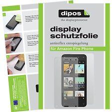 2x dipos Amazon Fire Phone matte Displayschutzfolie Antireflex Testsieger
