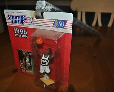 DAVID ROBINSON AMERICA'S TEAM USA BASKETBALL RARE POSTER + FREE SPURS SLU FIGURE