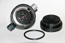 UW-Nikkor f/3.5 28mm underwater lens for Nikon Nikonos camera