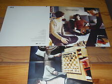 KINGS OF CONVENIENCE - RIOT ON AN EMPTY STREET / FOC-LP 2004 MINT- & INLET