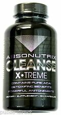 Absonutrix Cleanse Xtreme Intestinal Detox Capsule Detoxify Digestive Colon Pill