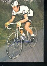 JEAN TOSO cyclisme ciclismo cycling signée PEUGEOT 78