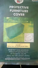Protective Furniture cover for 1.3m Round Table new