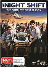 The Night Shift : COMPLETE Season 1 : NEW DVD