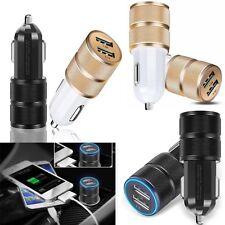 2.1A Dual Port 2x USB KFZ Ladegerät / Netzteil / Adapter 12-24 Volt HIGH-SPEED