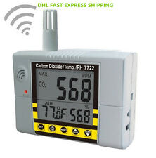 High quality AZ7722 Wall-mounted Carbon Dioxide Tester CO2 Gas Detector