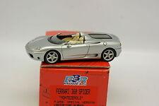 BBR 1/43 - Ferrari 360 Spider Montezemolo Silver