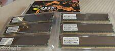 RAM Geil (6 x 2 GB) GV312GB1333C9HC HEXA CHANN PC3-10660 1333MHz 12GB Value DDR3