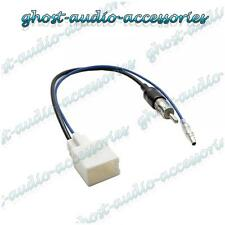 Car Audio Stereo Aerial Antenna Adaptor Adapter Cable Lead for Toyota Auris