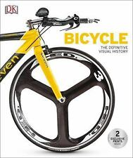 Bicycle : The Definitive Visual History by Dorling Kindersley Publishing...