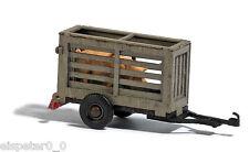 Busch 59938 Anhänger Schweinewagen, H0 Auto Fahrzeug Fertigmodell 1:87