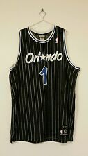 Authentic Tracy Mcgrady Tmac Reebok Orlando Magic NBA Jersey Size 52 Hardwood