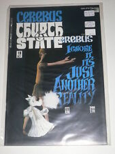 Cerebus Church & State #19 VF Aardvarkvanaheim Oct 1991