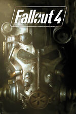 Fallout 4 poster-masque-neuf fallout 4 gaming poster FP4041