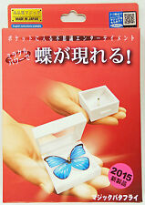 Tenyo Japan 116425(E) MAGIC BUTTERFLY (Magic Trick)