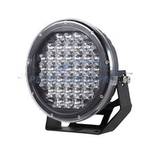 "9"" Cree LED Off Road Work Light 185W Spot Beam Driving Lamp For Jeep SUV Trucks"