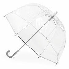 totes Kids CLEAR Bubble Umbrella