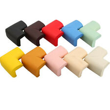 4X Soft Baby Safe Cushion Protector Table Desk Corner Protective Guard Cover