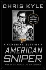 American Sniper : Memorial Edition by Chris Kyle, Jim DeFelice and Scott...