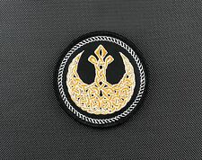 Rebel Alliance Celtic Morale Patch Star Wars VELCRO® Rogue One Jyn Erso Bhodi