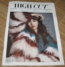 HIGH CUT VOL.184 EXO KAI RED VELVET IRENE JOY MISS A SUZY KOREA MAGAZINE TABLOID