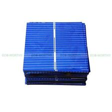 40pcs 39x39mm Poly Solar Cells for DIY Solar Panel Battery Charger