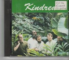 (GA419) Kindred, So You Say - 1992 CD