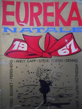 Eureka Natale 1967 supll. al n°2 - Andy Capp Steve Roper Arcibaldo  - [g.134]