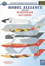Model Alliance decals 1/72 De Havilland Sea Vixens # 72197