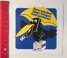 Aufkleber/Sticker: SIG Rhodia BVW - Sicher Arbeiten Ideen Bringen (31041641)