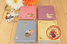 Forest Travel Hard Cover Notebook Diary Journal NotePad Planner Sketchbook Memo