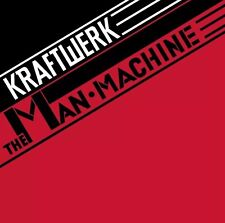 Kraftwerk - The Man Machine LP Reissue On 180g Vinyl + Booklet NEW/SEALED