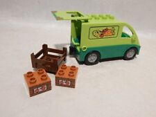 Lego Duplo Vegtable Delivery Truck